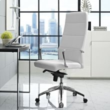 Stride Highback Office Chair in White
