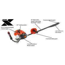 HCS-4020 Single-Sided Hedge Trimmer ECHO X Series