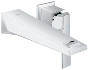 Allure Brilliant Two-Hole Wall Mount Bathroom Faucet M-Size Product Image