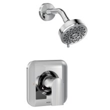 Genta chrome posi-temp® shower only