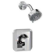 Genta chrome posi-temp® shower only