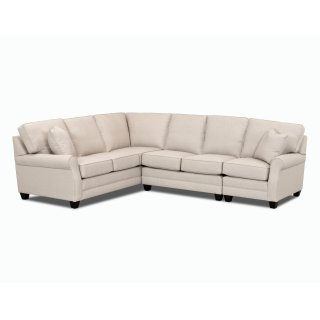 Comfort Design Living Room Loft Sectional C4032 SECT