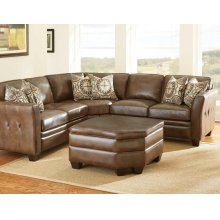 Americana Sectional Storage