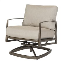 Phoenix Cushion Swivel Rocking Lounge Chair