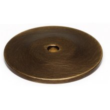 Knobs Backplate A815-14P - Antique English