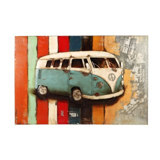 Vintage Westfalia Wall Decor