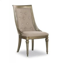 San Cristobal Upholstered-Back Dining Chair
