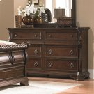 8 Drawer Double Dresser Product Image