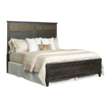 Sambre Panel King Bed Complete