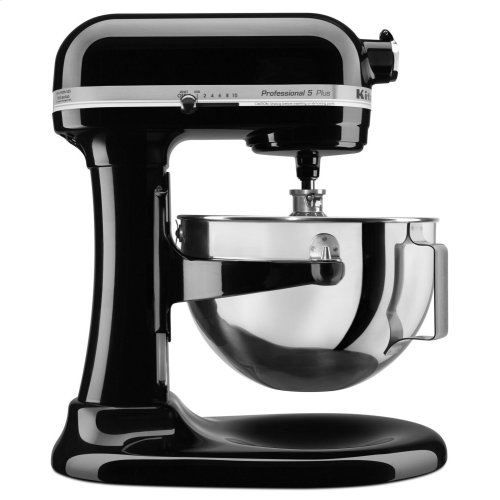 Professional 5 Plus Series 5 Quart Bowl-Lift Stand Mixer - Onyx Black