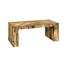 Desk Corazones - Fruitwood