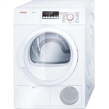 "24"" Compact Condensation Dryer Ascenta - White"