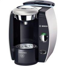 Silver TASSIMO Hot Beverage System