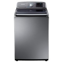 5.0 cu. ft. Capacity Top Load Washer (Stainless Platinum)