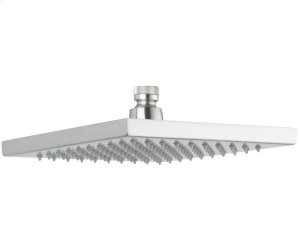 "8"" Square Contemporary Self-Cleaning Showerhead Product Image"