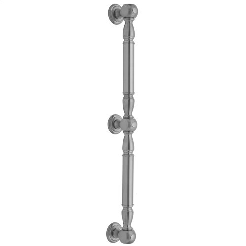 "Europa Bronze - 36"" G20 Straight Grab Bar"