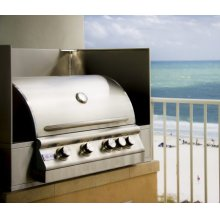 Blaze Insulated Jacket With Wind Guard For 32-Inch Gas Grills - Grill Not Included