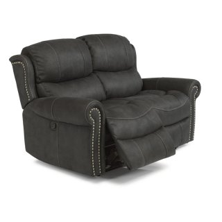Walden Fabric Reclining Loveseat