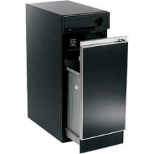 Low Profile Compactor - Reversible Door Panel Black/Almond
