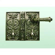 Rim Lock Italian Renaissance Style