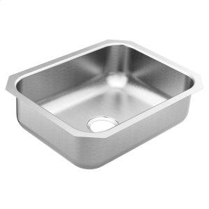 1800 Series 23.5 x 18.25 stainless steel 18 gauge single bowl sink Product Image