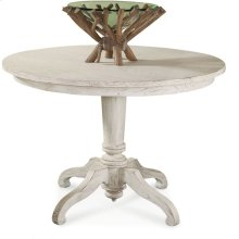 "Fairwinds 42"" Round Pedestal Dining Table"