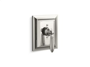 Pressure Balance Trim, Classic Handle - Nickel Silver Product Image