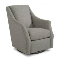 Plymouth Fabric Swivel Chair Product Image