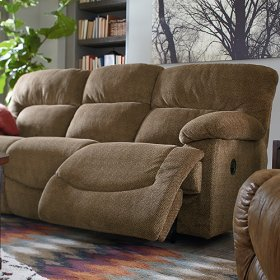 Asher La-Z-Time® Full Reclining Sofa