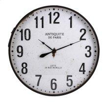 Chestnut Wall Clock