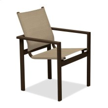 Tribeca Sling Stacking Cafe Chair