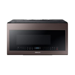 2.1 cu. ft. Over-the-Range Microwave with Sensor Cooking in Fingerprint Resistant Tuscan Stainless Steel Product Image