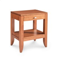 Justine Nightstand Table Product Image