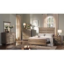 LAKEPORT 6/0 WK Headboard & Footboard