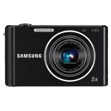 New! ST76 16.1 Megapixel Digital Still Camera (Black)