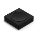 Black- The versatile amplifier for powering all your entertainment. Product Image