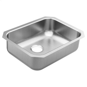 1800 Series 23.5 x 18.25 stainless steel 18 gauge single bowl sink Product Image
