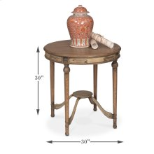 French Tea Table