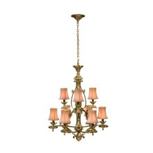 Palm Room Chandelier