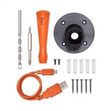 Spare Parts for Spotlight Cam Battery - Black