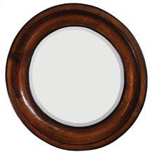 Sibella Round Mirror