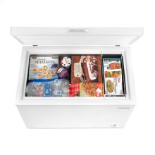 7.0 Cu. Ft. Compact Freezer with 1 Basket