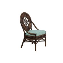 Side Chair, Available in Abaca or Seagrass Finish.