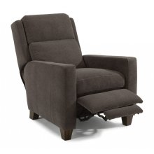 Carlin Leather Power High-Leg Recliner