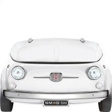SMEG500 Cooler, White