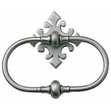 Ring Handle with Rosette