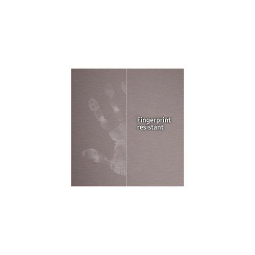 23 cu. ft. Counter Depth 4-Door French Door Refrigerator in Tuscan Stainless Steel