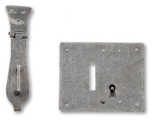 Chest Lock - small fastener Product Image
