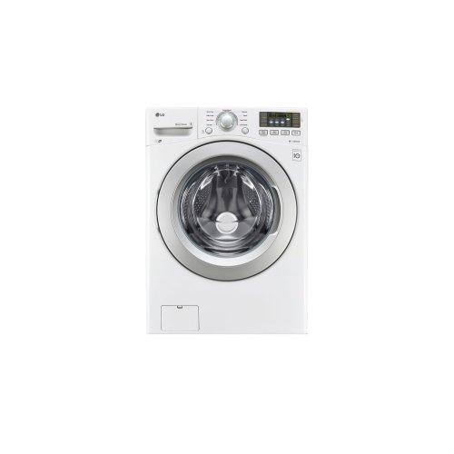 6.3 Total Capacity LG Twinwash Bundle With LG Sidekick and Gas Dryer