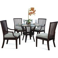 Meridien Round Dining Room Set